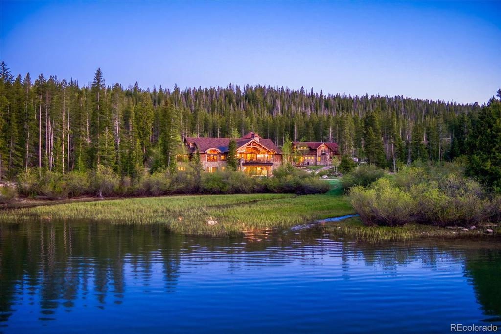 Photo of home for sale at 2876 Grand County Road 186, Steamboat Springs CO