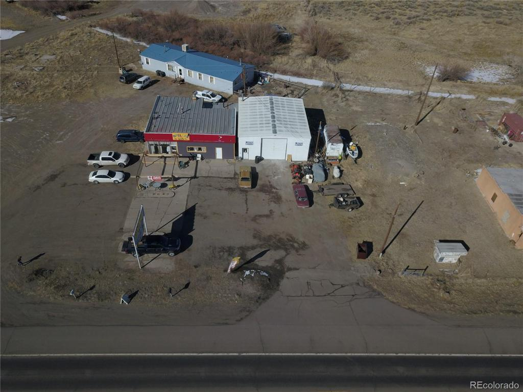 Photo of home for sale at 14687 US Highway 160, Del Norte CO