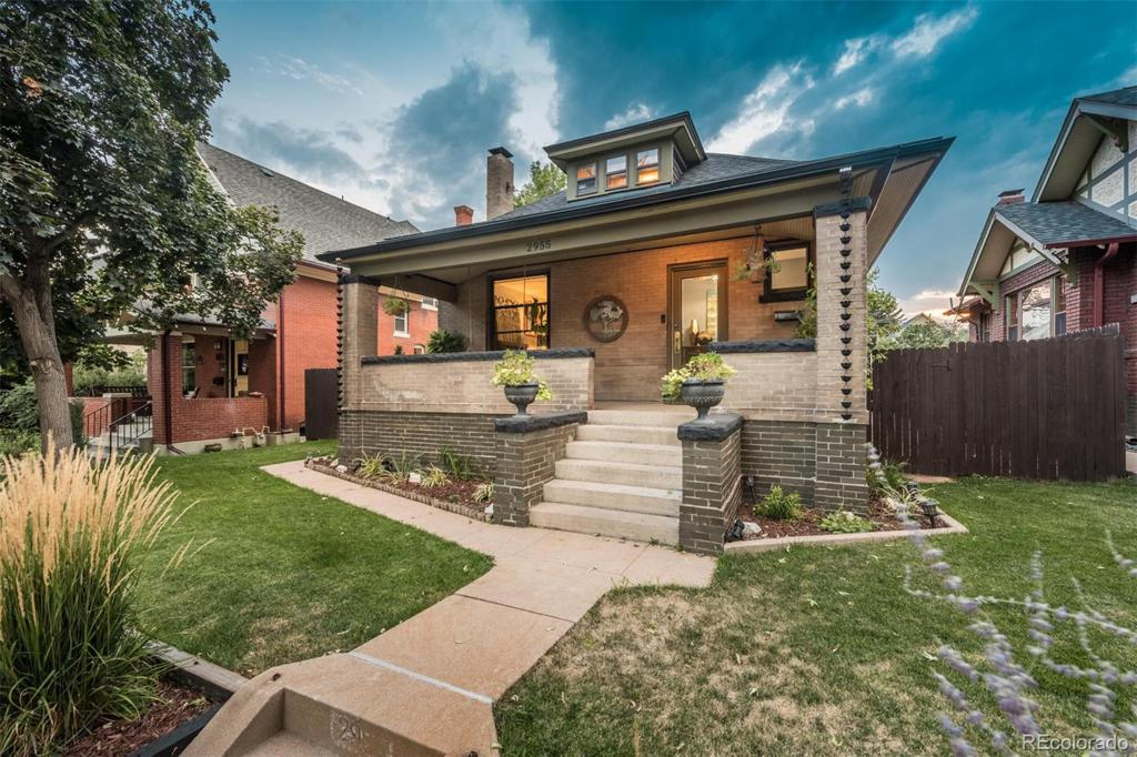 Photo of home for sale at 2955 Grove Street, Denver CO