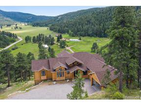 Property for sale at 7368 Heiter Hill Drive, Evergreen,  Colorado 80439