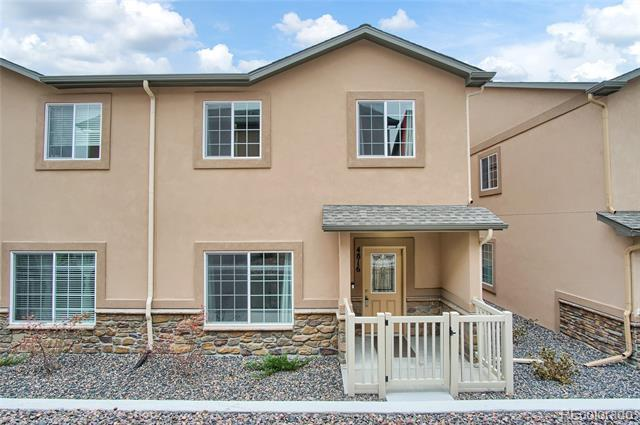 Photo of home for sale at 4816 Kerry Lynn View, Colorado Springs CO