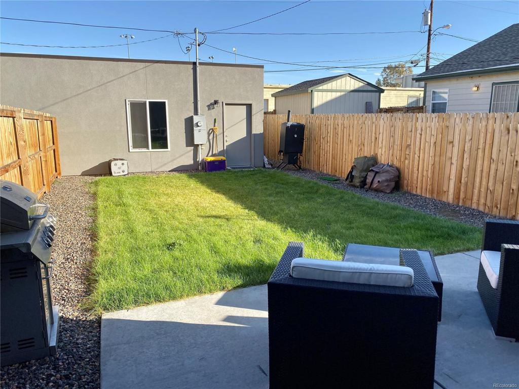 Photo of home for sale at 1245 Byers Place W, Denver CO