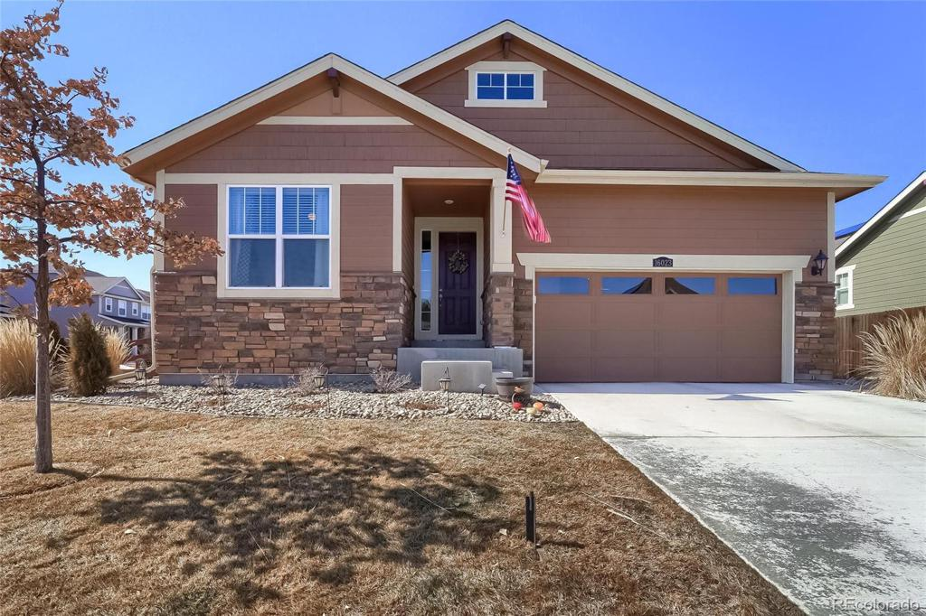 Photo of home for sale at 16023 Columbine Street, Thornton CO
