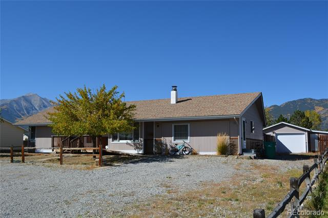 Photo of home for sale at 164 Raymond Lee Drive, Buena Vista CO