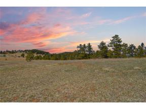 Property for sale at Lot 1 Ridge Way, Golden,  Colorado 80401