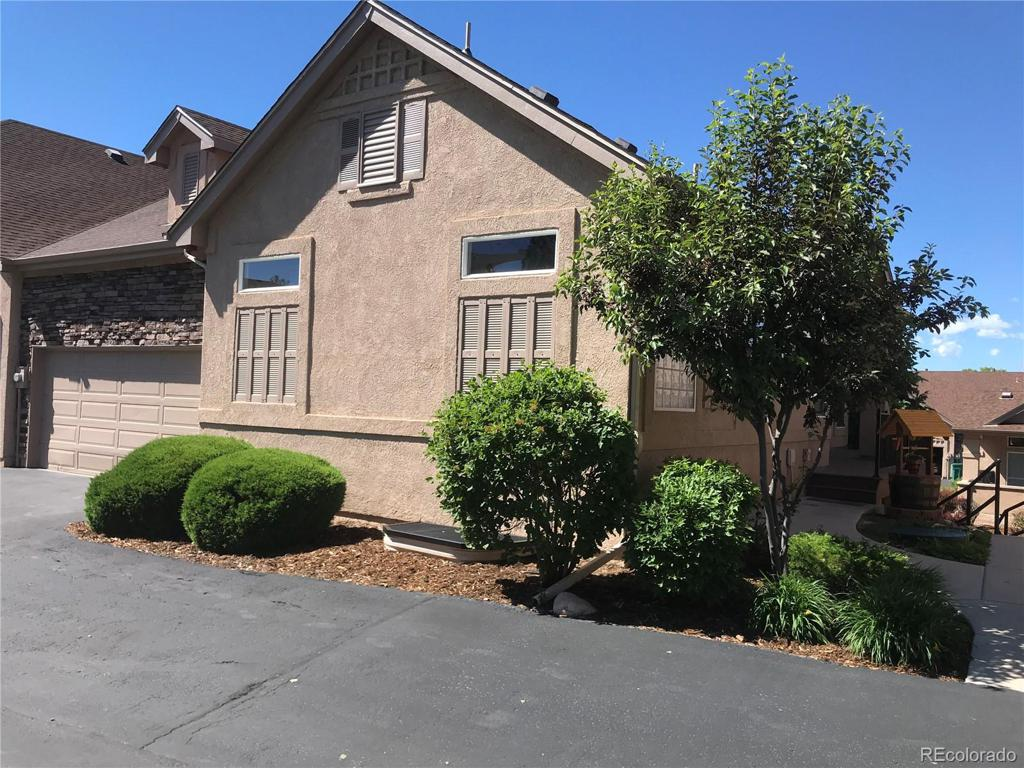 Photo of home for sale at 3568 Plantation Grove, Colorado Springs CO