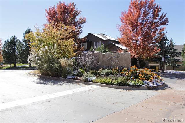 Photo of home for sale at 6470 Silver Mesa Drive, Highlands Ranch CO
