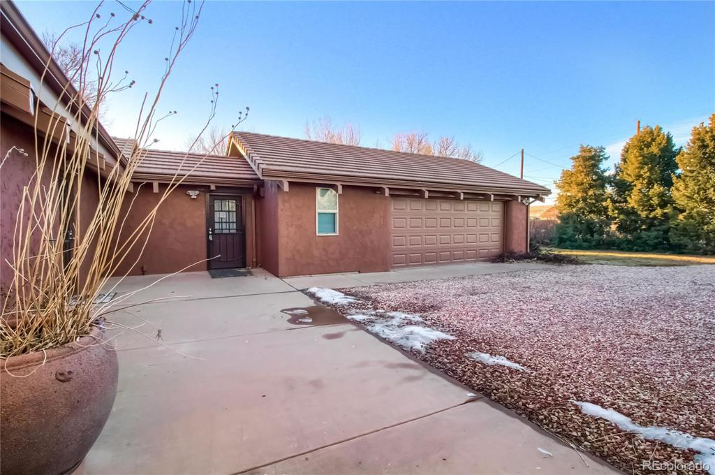 Photo of home for sale at 2746 Yale Avenue W, Denver CO