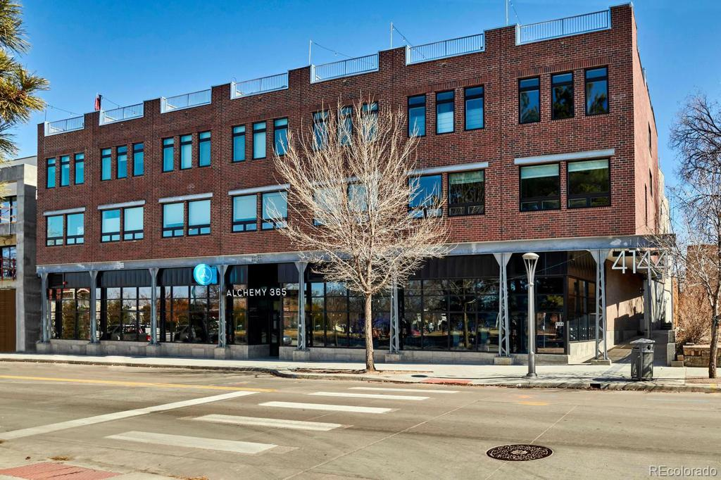 Photo of home for sale at 4144 Tennyson Street, Denver CO