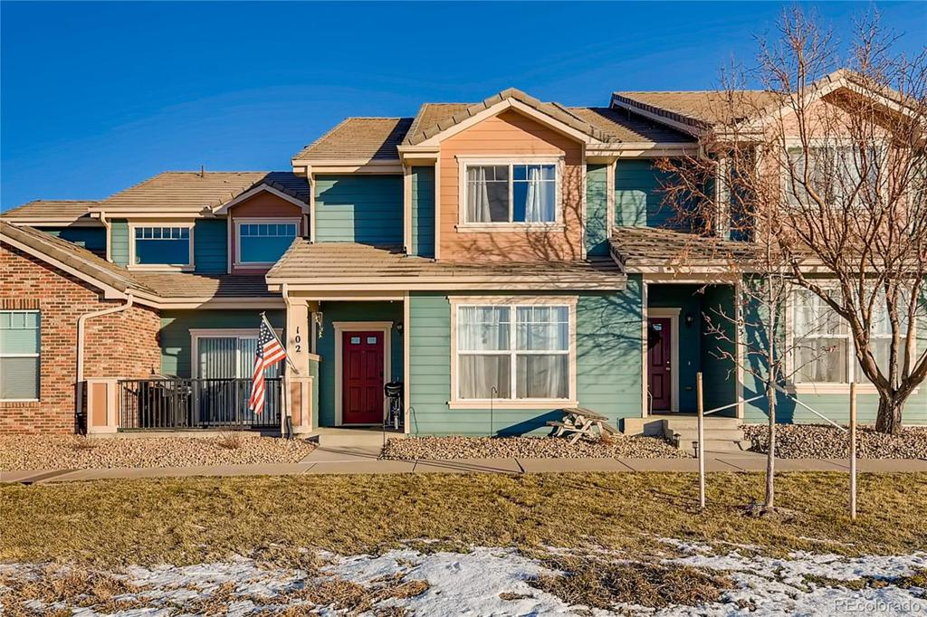 Photo of home for sale at 10425 Paris Street, Commerce City CO