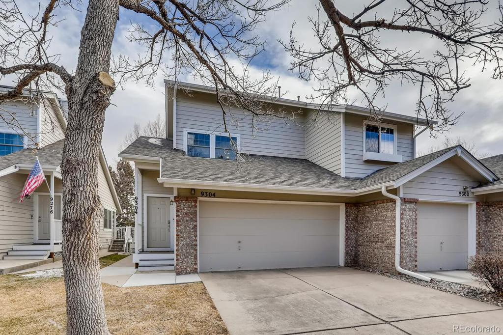 Photo of home for sale at 9304 Miles Drive, Lone Tree CO