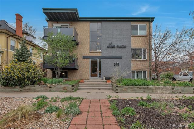 Photo of home for sale at 200 Sherman Street North, Denver CO