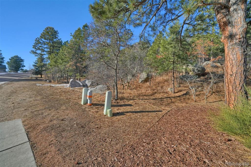 Photo of home for sale at 5960 Buttermere Drive, Colorado Springs CO