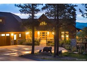 Property for sale at 6009 Flat Creek Drive, Evergreen,  Colorado 80439