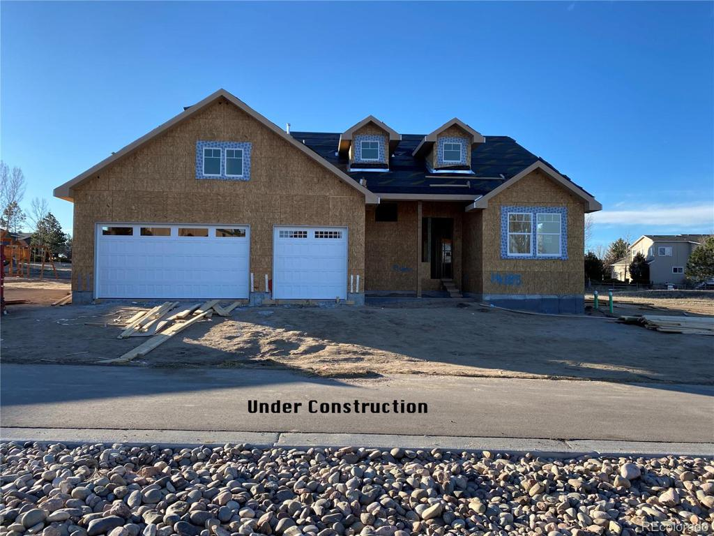 Photo of home for sale at 14124 Stone Eagle Place, Colorado Springs CO