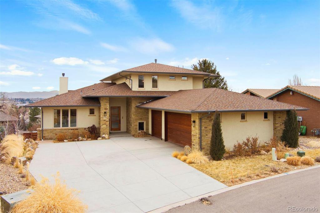 Photo of home for sale at 1719 Uinta Way S, Denver CO
