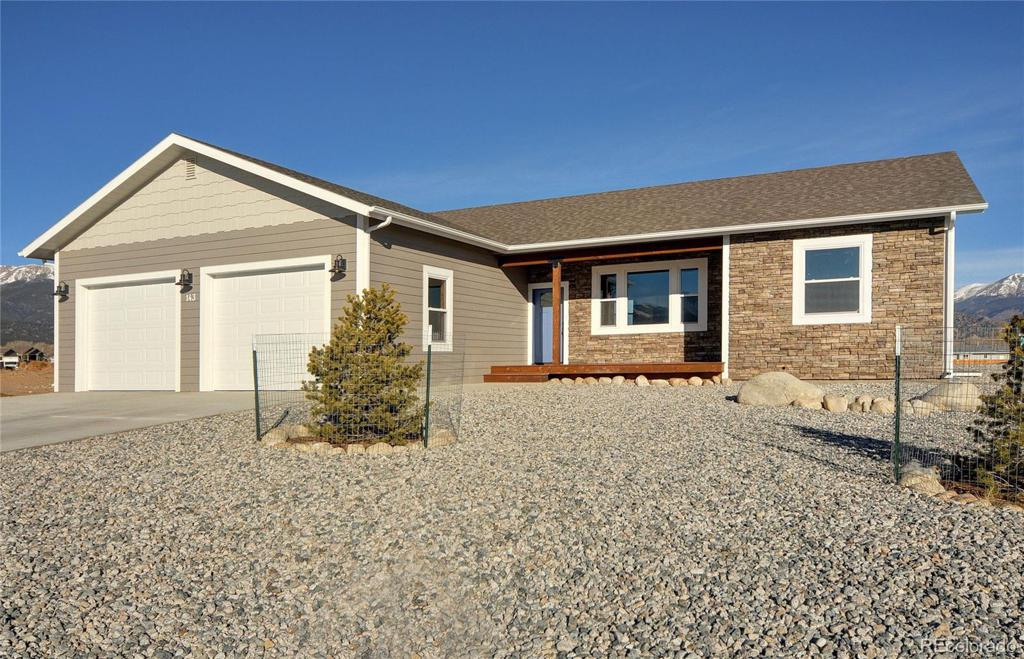 Photo of home for sale at 143 Grouse Road, Buena Vista CO