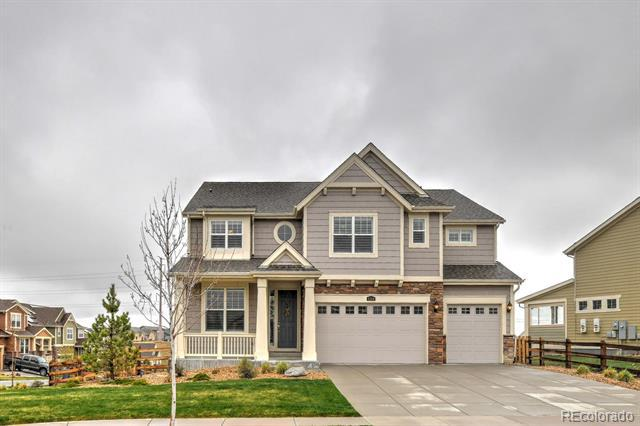 Photo of home for sale at 8368 Zircon Street, Arvada CO