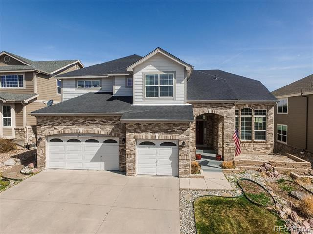 Photo of home for sale at 1647 Rosemary Drive, Castle Rock CO