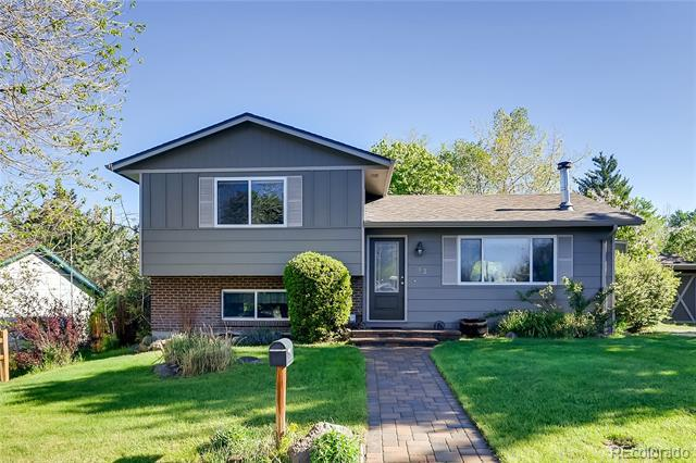 Photo of home for sale at 213 Birch Avenue, Castle Rock CO