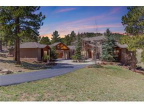 Property for sale at 1265 Silver Rock Lane, Evergreen,  Colorado 80439