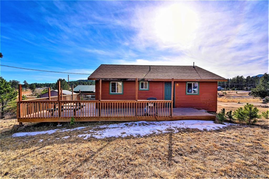 Photo of home for sale at 2248 Shelton Drive, Bailey CO