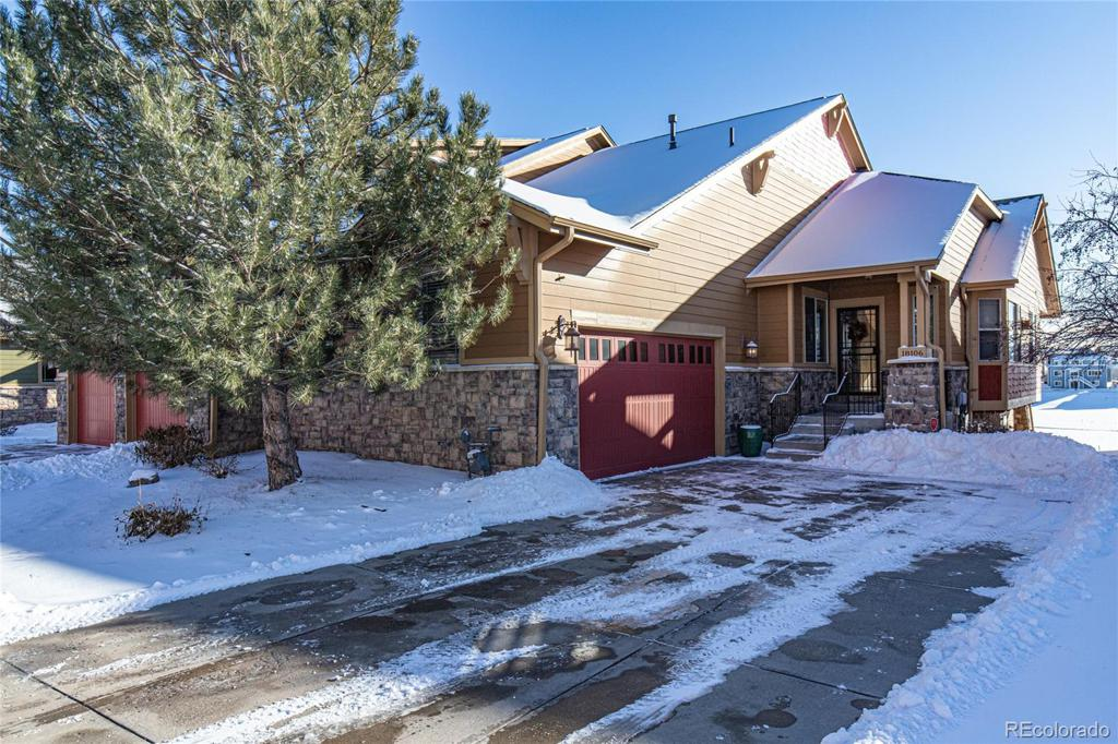 Photo of home for sale at 18106 Saskatoon Place E, Parker CO