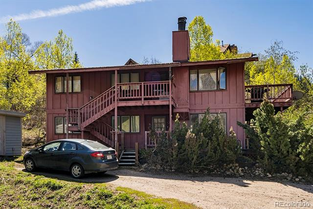 Photo of home for sale at 2560 Cortina Lane, Steamboat Springs CO