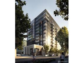 Property for sale at 155 Steele Street Unit: 614, Denver,  Colorado 80206