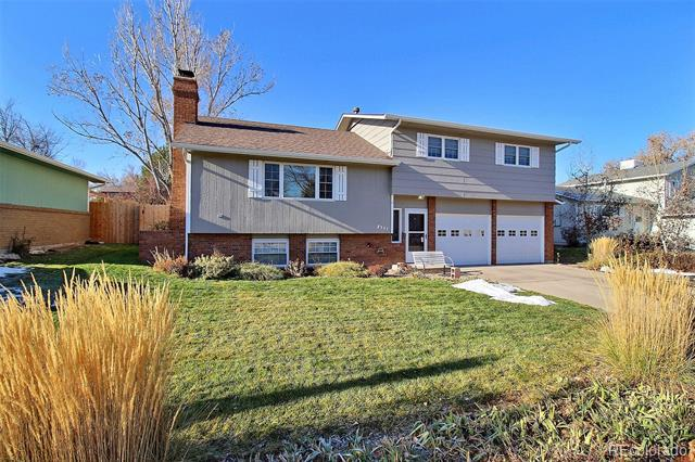 Photo of home for sale at 2517 28th Avenue, Greeley CO