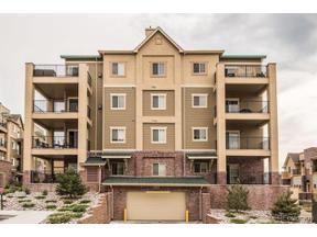 Property for sale at 1062 Rockhurst Drive Unit: 205, Highlands Ranch,  Colorado 80129