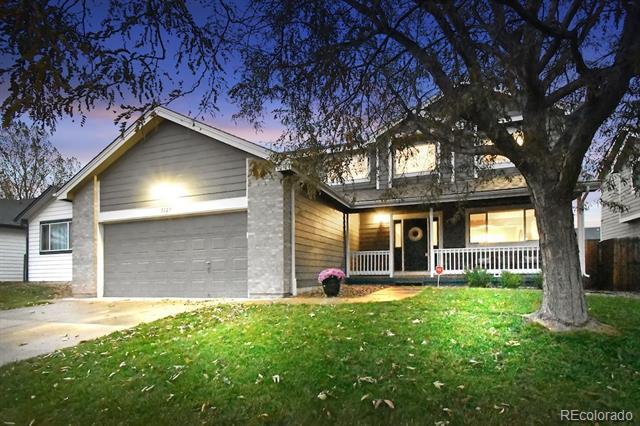 Photo of home for sale at 5127 118th Place E, Thornton CO