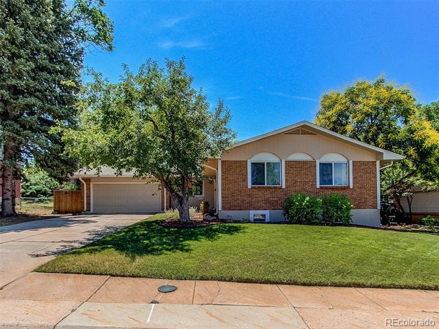 Photo of home for sale at 8250 Briarwood Avenue E, Centennial CO
