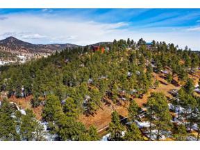 Property for sale at 21799 Wagon Rim Trail, Morrison,  Colorado 80465