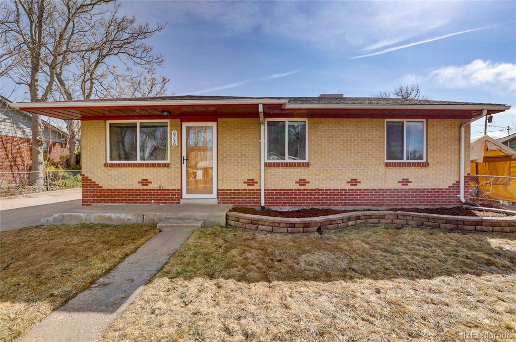 Photo of home for sale at 6220 Small Drive, Commerce City CO