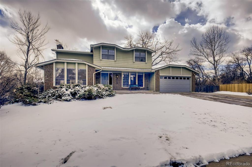 Photo of home for sale at 4231 Peach Way, Boulder CO