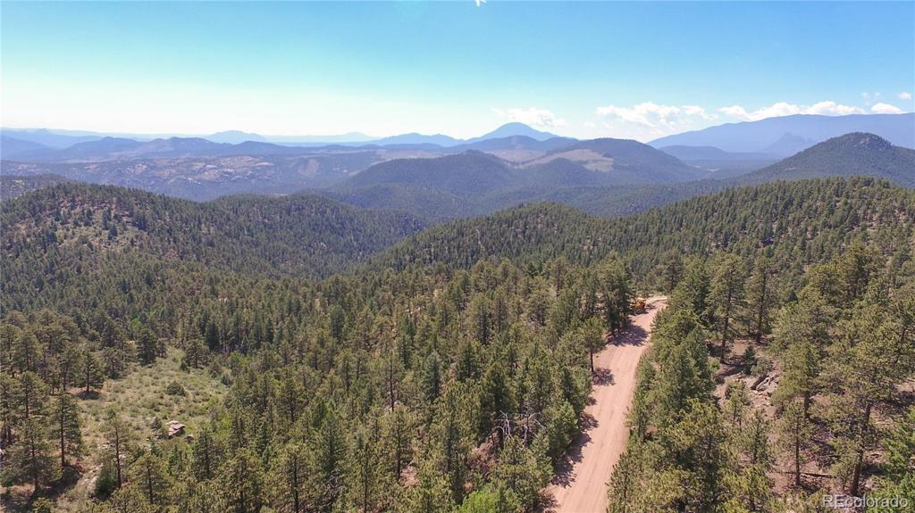 Photo of home for sale at 266 Ptarmigan Trail, Bailey CO