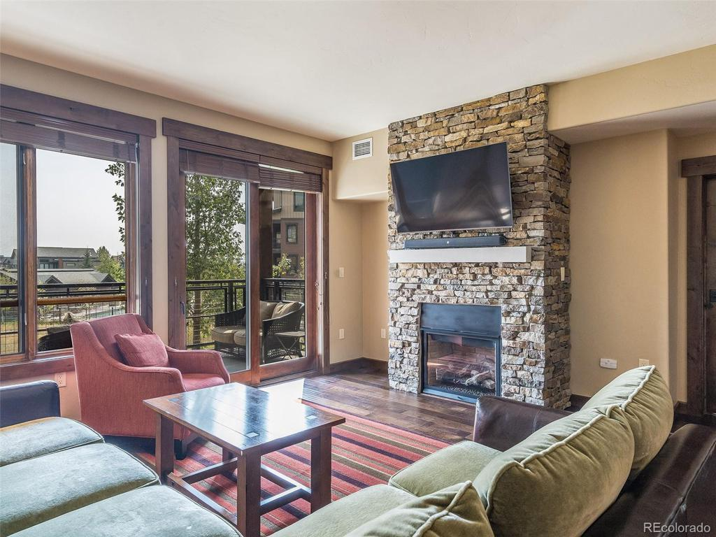 Photo of home for sale at 1175 Bangtail Way, Steamboat Springs CO
