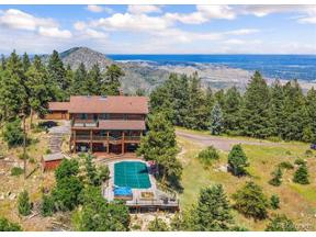 Property for sale at 21255 Mount Falcon Road, Indian Hills,  Colorado 80454