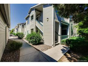 Property for sale at 8427 Thunder Ridge Way Unit: 203, Highlands Ranch,  Colorado 80126