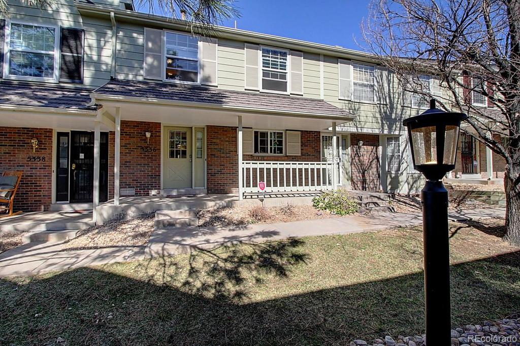Photo of home for sale at 5336 Jellison Street S, Littleton CO
