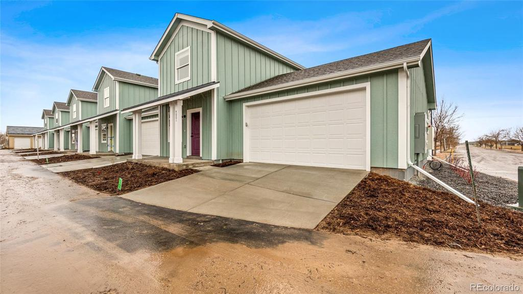 Photo of home for sale at 7867-7871 5th Street, Wellington CO