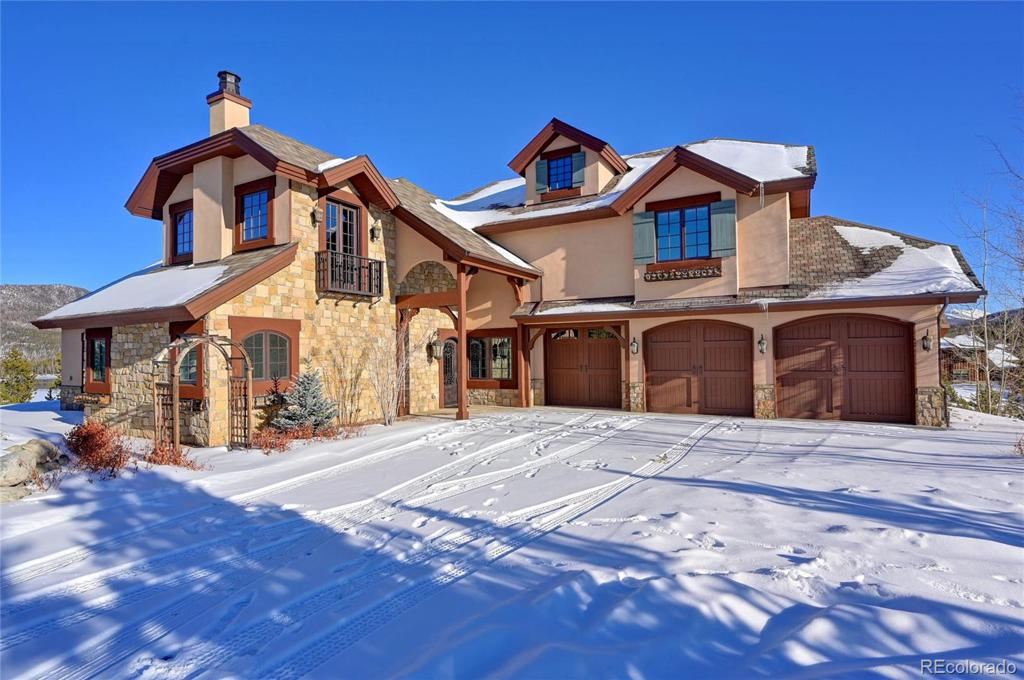 Photo of home for sale at 493 County Road 662, Grand Lake CO
