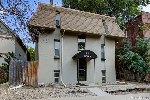 Photo of home for sale at 80 Washington Street South, Denver CO