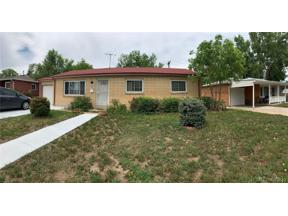 Property for sale at 2071 S Lowell Boulevard, Denver,  Colorado 80219