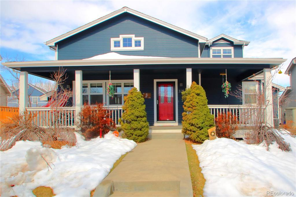 Photo of home for sale at 325 Longspur Drive, Brighton CO