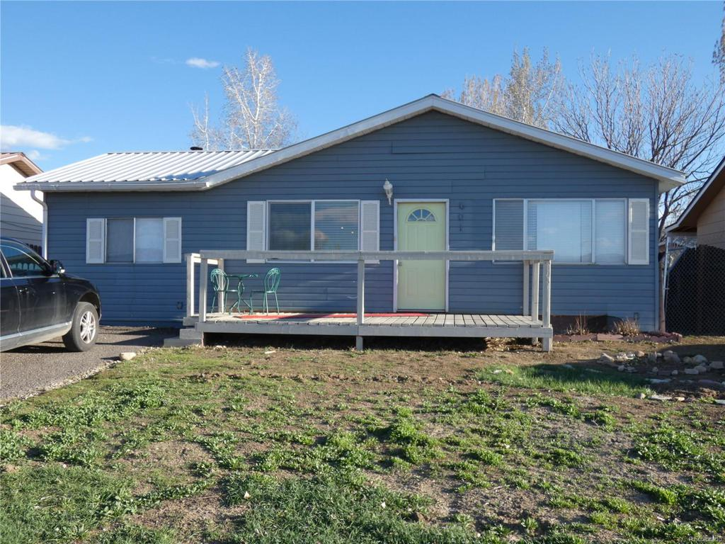 Photo of home for sale at 601 Rangely Avenue E, Rangely CO