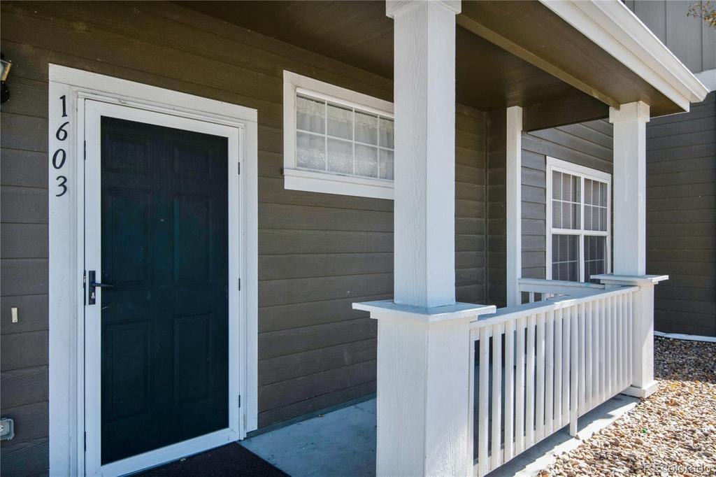 Photo of home for sale at 14700 104th Avenue E, Commerce City CO