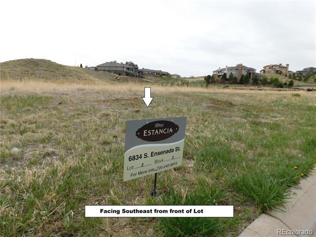 Photo of home for sale at 6834 Ensenada Street South, Centennial CO