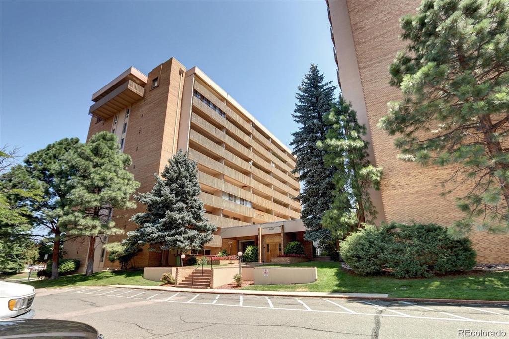 Photo of home for sale at 8060 Girard Avenue E, Denver CO